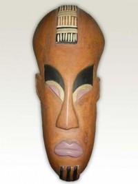 African Mask: Nana Tapio - AfrikBoutik