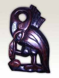 Carving: African Wild Bird - AfrikBoutik