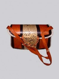Leather Bag: Designer 1