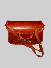 Leather Bag: Designer 2 - AfrikBoutik
