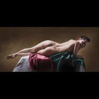História da Arte Márcio Carneiro: Mestres da Pintura Realista - JAVIER ARIZABALO
