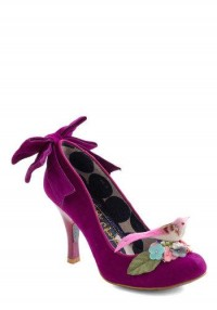 Irregular Choice Nest Big Thing Heel | Mod Retro Vintage Heels | ModCloth.com