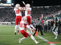 Photo Gallery: Nebraska at Michigan State - Huskers.com - Nebraska Athletics Official Web Site