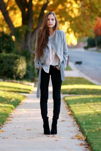 """Black Platform Boots, Black Coated Jeans, White Button Up Blouse   """"After The Chaos"""" by bethanystruble - Chictopia"""
