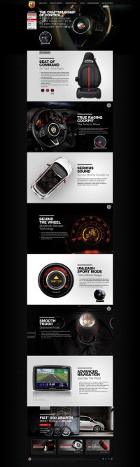 Webdesign Gallery 026 « Tutorialstorage | Photoshop tutorials and Graphic Design