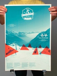 Graphic design inspiration | #350 Â« From up North | Design inspiration & news