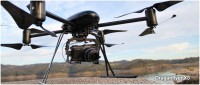 Draganflyer X8 Eight Rotor UAV Helicopter Aerial Video Platform