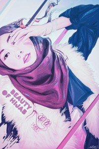 Beauty of Hijab 3 by by ryannzha | Shadowness