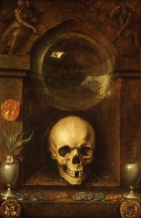 Jacques de Gheyn the Elder: Vanitas Still Life (1974.1) | Heilbrunn Timeline of Art History | The Metropolitan Museum of Art