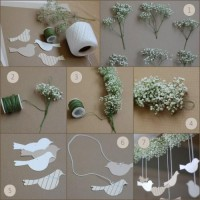 DIY Wedding Flower Garland | DIY | Once Wed