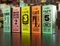 Number of the Day - CIELITO ® | Lovely Package Coffee house packaging...