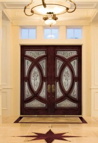 Arches, contemporary glass new trends in front door designs   Designbuzz : Design ideas and concepts