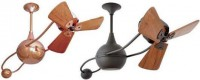 Unusual ceiling fan designs that will blow your mind   Designbuzz : Design ideas and concepts