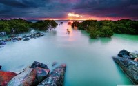 water,sunset water sunset clouds nature coast trees rocks hdr photography waterscapes 2560x1600 wallpaper – water,sunset water sunset clouds nature coast trees rocks hdr photography waterscapes 2560x1600 wallpaper – Sunsets Wallpaper – Desktop Wallpaper