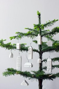 faroe islands ornament pure white unglazed porcelain by POAST