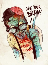 Use your brain by ~mathiole