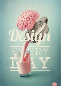 design every day design diseño grafico typo picture on VisualizeUs