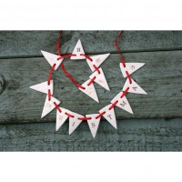 Porcelain Christmas Garland, Buy Unique Gifts From CultureLabel.com