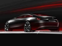Mazda Takeri Concept Design Sketch - Car Body Design