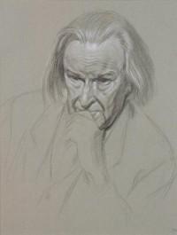 National Portrait Gallery, Canberra - Portrait of Professor Derek Freeman, 1996