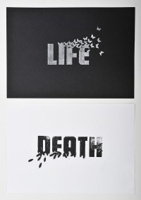 Oh yes very nice! - LIFE / DEATH Designed by Scott Malcom