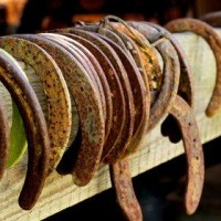 "500px / Photo ""Horseshoes"" by Justin Davis"