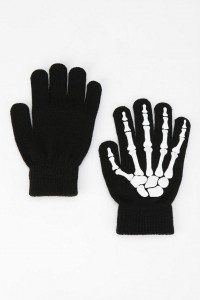 Cooperative Glow Bones Glove - Urban Outfitters