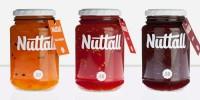 NuttallJam - The Dieline -