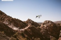 Cam McCaul at Cam's project in Virgin, Utah, United States - photo by tonyczech - Pinkbike