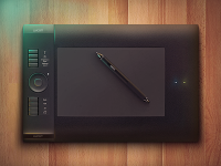 Wacom Intuos Icon by Alexander | Alxquare