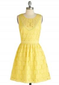 Traipsing Through the Tulips Dress   Mod Retro Vintage Dresses   ModCloth.com