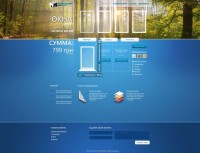 Windows website draft by limitless | Shadowness