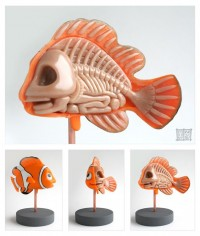Creative Character Anatomy Sculptures by Jason Freeny | inspirationfeed.com