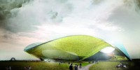 'Solar Loop' Competition Entry / Paolo Venturella & MenoMenoPiu Architects 'Solar Loop' Competition Entry – ArchDaily
