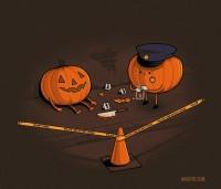 Crime Scene by ~Naolito