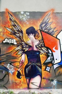untitled melbourne graffiti 2 by ~tRaNce-eMoTiOns