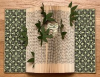 Altered Book: The Owl ??????? & Home | Flickr - Photo Sharing!