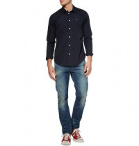 Marc by Marc JacobsContrast Button Shirt|MR PORTER