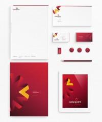 Nh?ng b? nh?n d?ng th??ng hi?u ?áng xem   Y2Graphic - Freelance web & Graphic designer   Graphic Design