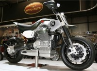 Moto Guzzi V12 2010 Concept Motorcycle | Be Sportier