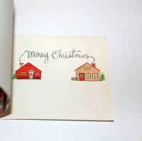 Vintage Box 25 Christmas Cards Set Hallmark Our by That70sShoppe