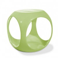 Avenue Six 17''H Cube Occasional Table - Green - Sears   Sears Canada