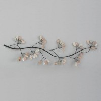 Whole Home®/MD 'Neutral Flowers' Metal Wall Décor - Sears   Sears Canada