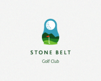 25 Cleverly Designed Golf Logos | inspirationfeed.com