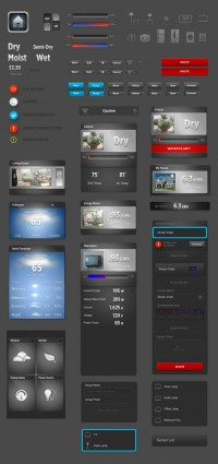 iConnect is a 4-in-1 iPhone application | Dive Creative
