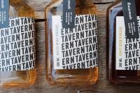 Tavern Vinegar - The Dieline -