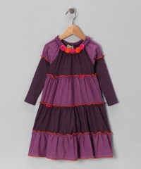 Purple Minka Dress - Infant, Toddler & Girls | Daily deals for moms, babies and kids