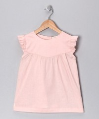 Poppy Rose Pink Haiti Dress - Girls | Daily deals for moms, babies and kids