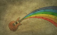 rainbows,guitars rainbows guitars drawings 1920x1200 wallpaper – rainbows,guitars rainbows guitars drawings 1920x1200 wallpaper – Drawings Wallpaper – Desktop Wallpaper