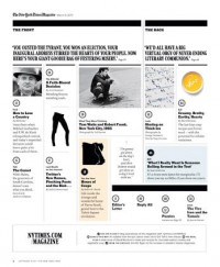 New York Times Magazine « Studio8 Design